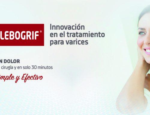 Innovación en el tratamiento para varices