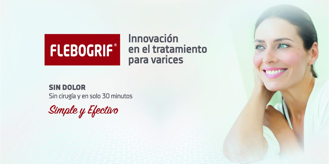 Innovacion tratamiento para varices cabecera
